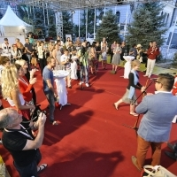Rough Cut Boutique, Award Ceremony, Festival Square, 19th Sarajevo Film Festival, 2013, © Obala Art Centar