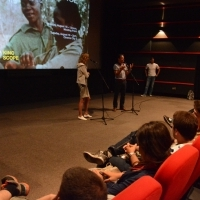 Kinoscope Programme Opening, Meeting Point Cinema, 20th Sarajevo Film Festival, 2014 (C) Obala Art Centar