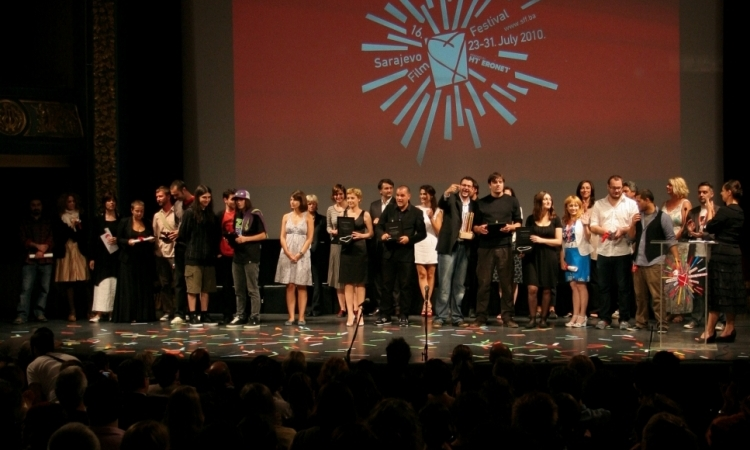 16th SARAJEVO FILM FESTIVAL AWARDS