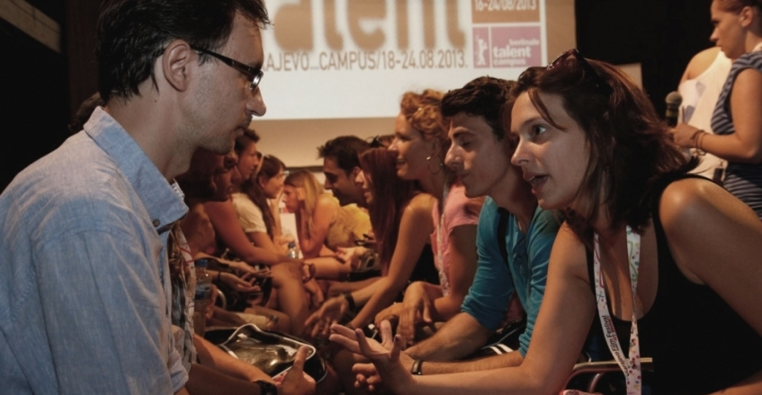 Talents Sarajevo Call for Entries 2014